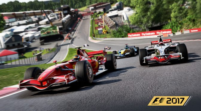 F1 2017 – Career mode expanded and detailed
