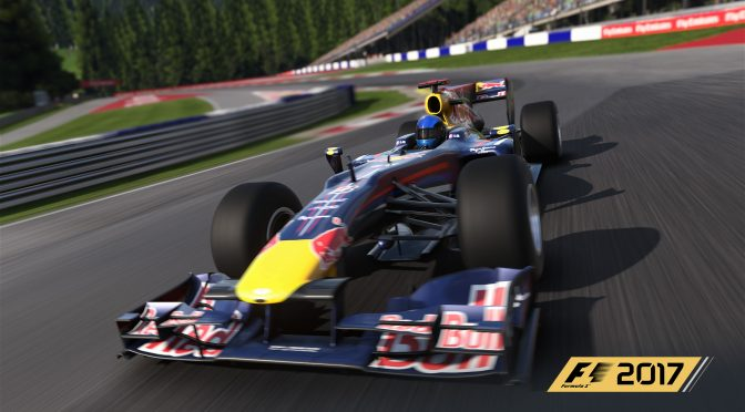 F1 2017 – New trailer showcases the game's key features