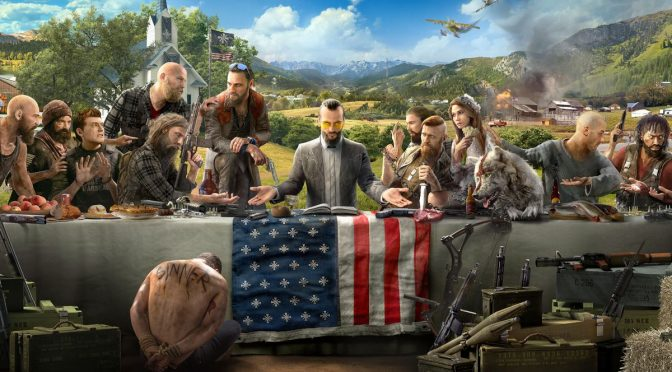 Trailer drops for Far Cry 5 short film, coming out Monday