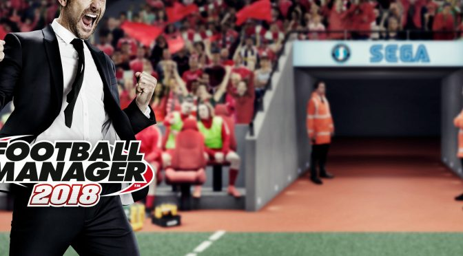 Football Manager 18 has sold one million copies worldwide