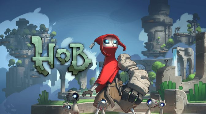 Runic Games' Hob to be released on September 26th