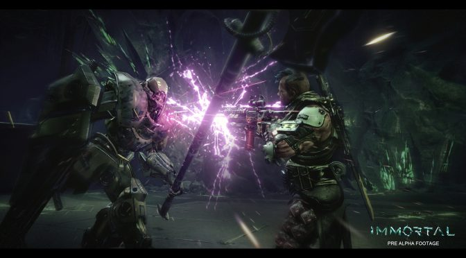 Immortal: Unchained is a new hardcore action RPG, first details & screenshots unveiled