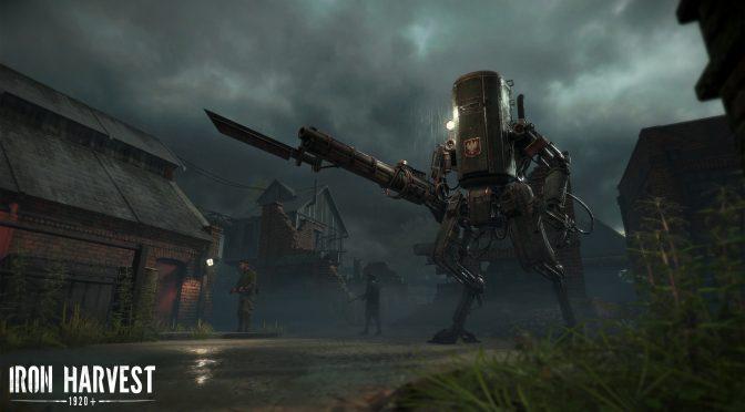Iron Harvest In-Engine Teaser Trailer Released