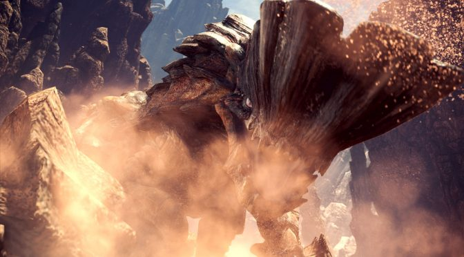 New screenshots & gameplay trailer for Monster Hunter World