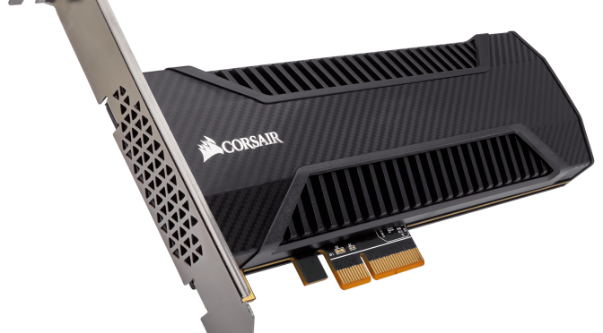 Corsair Neutron NX500: 3GB/sec Read – 2.4GB/sec Write