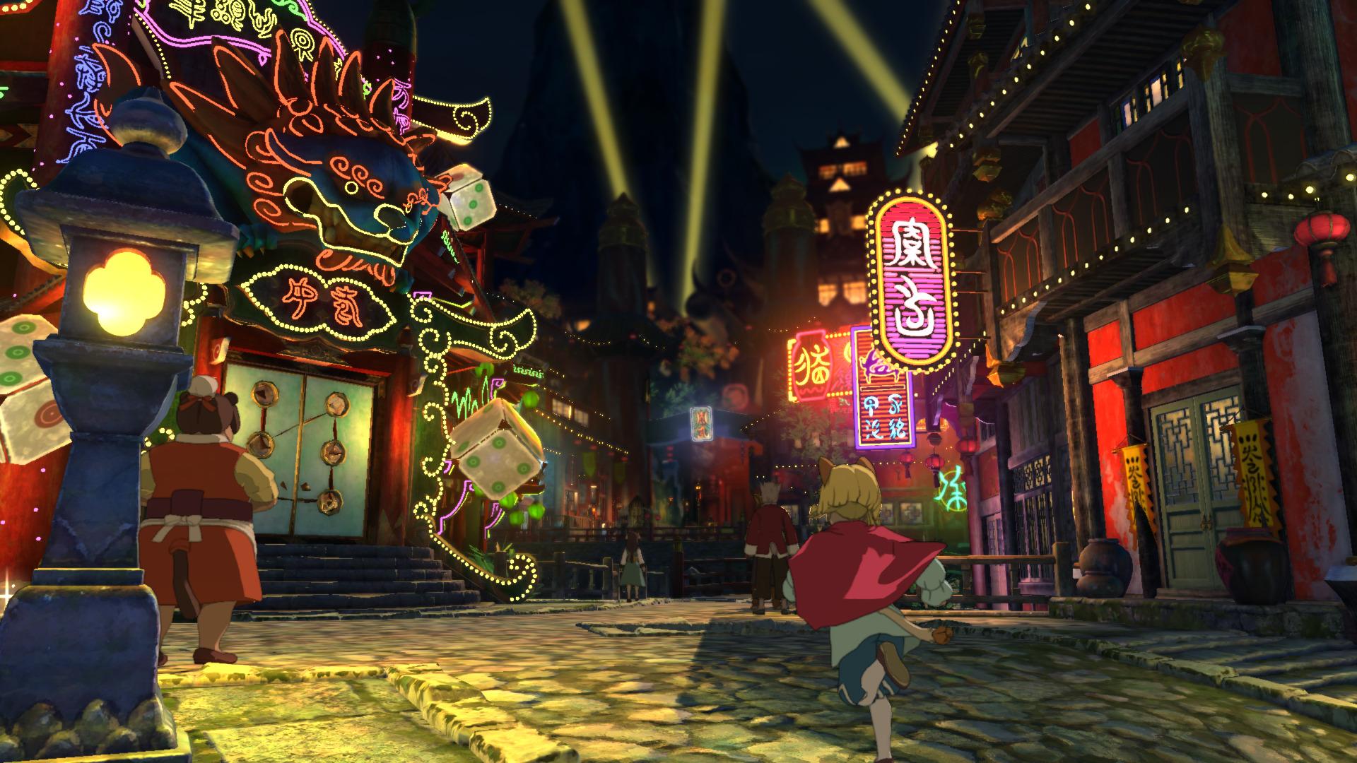 Ni No Kuni Ii Revenant Kingdom Brand New Beautiful Screenshots