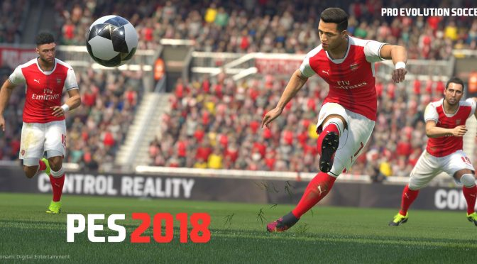Pro Evolution Soccer 2018 – Data Pack 4 now available, features 100 new player face upgrades