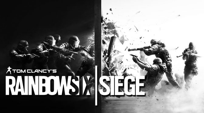 Rainbow Six Siege new header