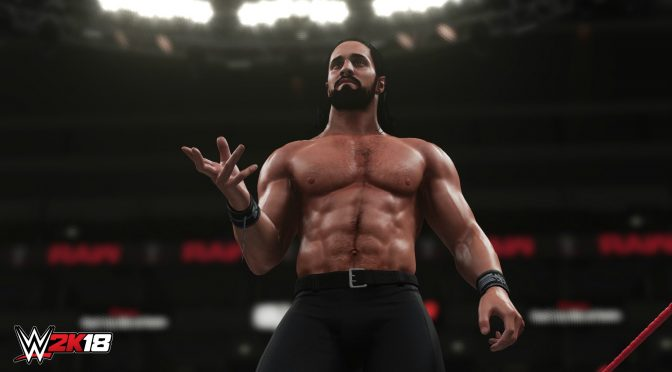 WWE 2K18 is officially coming to the PC on October 17th