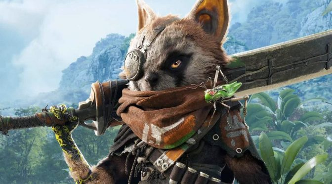 Here are ten minutes of gameplay footage from Biomutant