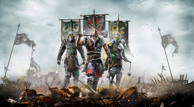 For Honor surpasses 15 million players worldwide