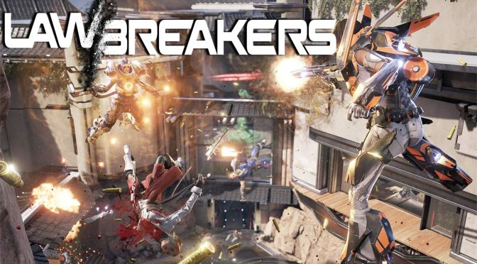 New Lawbreakers Trailer – Are You Skilled AF?
