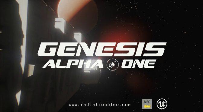 Team 17 Drops Genesis: Alpha One Trailer