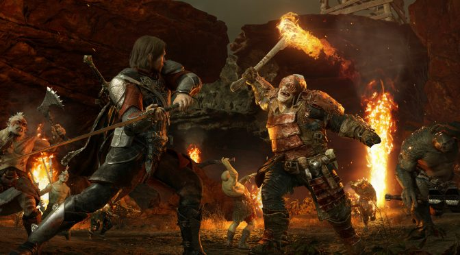 Middle-earth: Shadow of War – Patch 1.07 is now available, adds Online Fight Pits