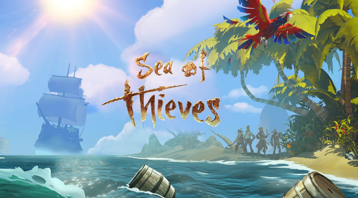 Sea of Thieves header image