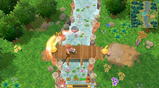 Secret of Mana will get an official 3D remake in February, first details & screenshots unveiled