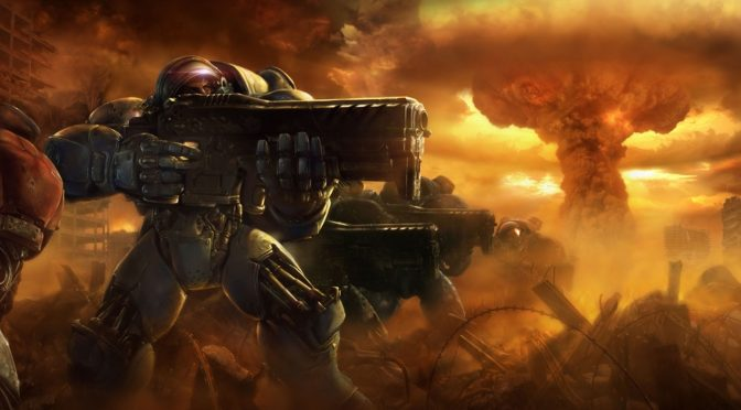 Report: Blizzard has cancelled a first-person shooter game set in the StarCraft universe