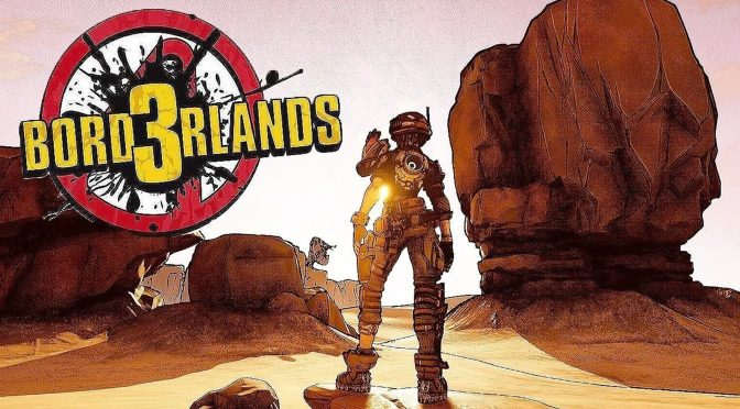 Borderlands 3 Won't Be Shown At E3 2018