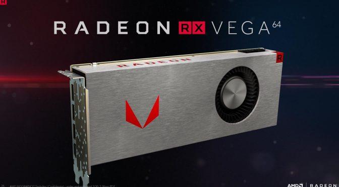 Gigabyte Refuses Custom RX Vega 64 Production