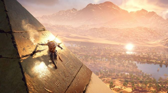 Assassin's Creed Origins Update 1.3.0 is now available, significantly reduces stuttering on high-end CPUs