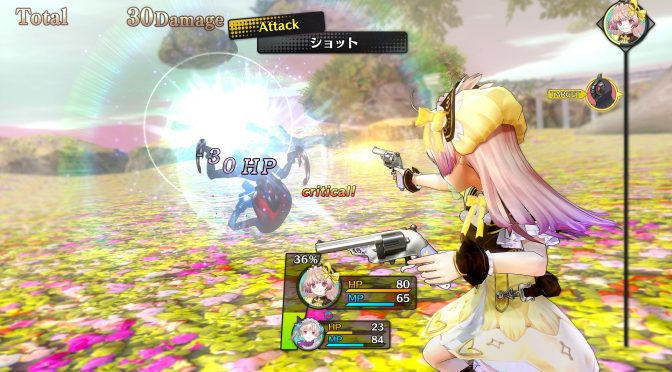 Atelier Lydie & Suelle: The Alchemists and the Mysterious Paintings is coming to the PC in early 2018