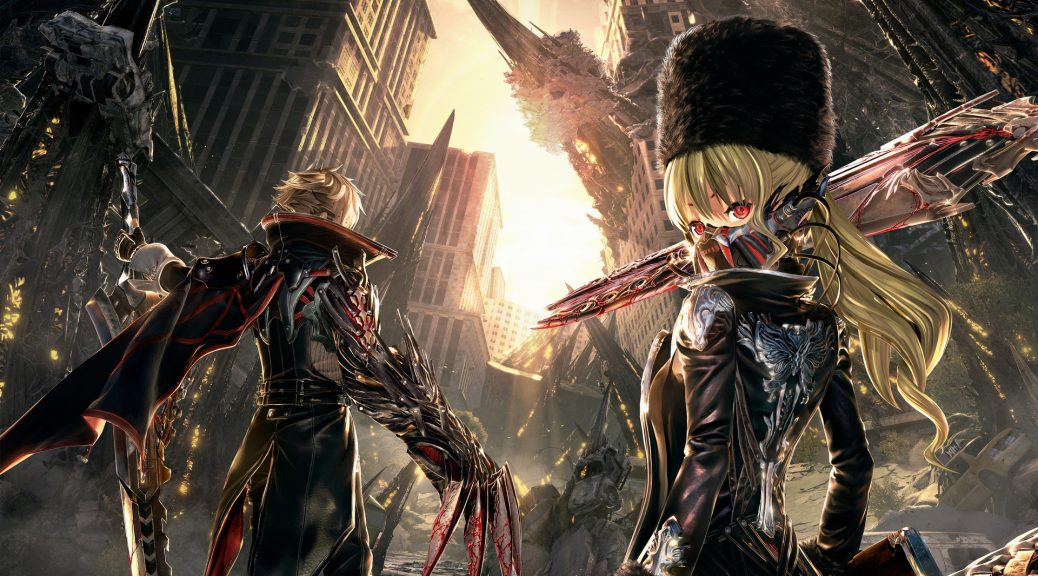 Code Vein Wallpaper 1920x1080 | Cool Wallpapers For Gamers