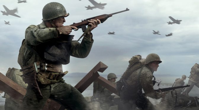 Call of Duty: WWII receives a 10GB update, available tomorrow on PC, release notes unveiled