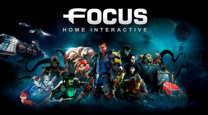 Focus Home Interactive and Blackbird Interactive announce partnership for a brand new game