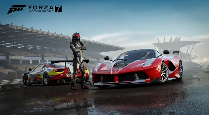 First in-engine trailer for the next-gen Forza Motorsport game