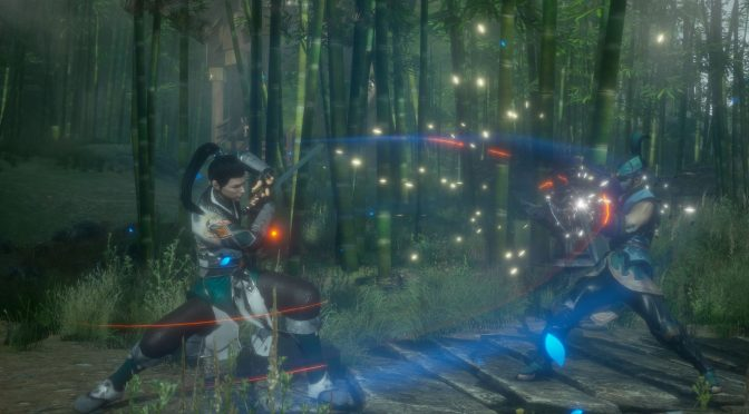 2.5D action platformer, HIDDEN DRAGON LEGEND, is coming to the PC