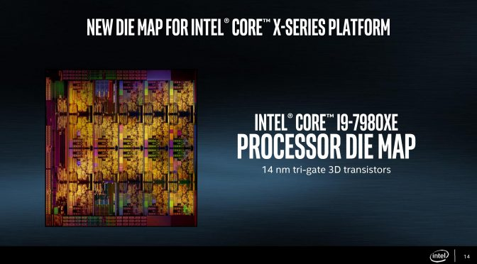Intel's Core i9-7980XE Flagship 18-Core CPU Leaked Benchmarks