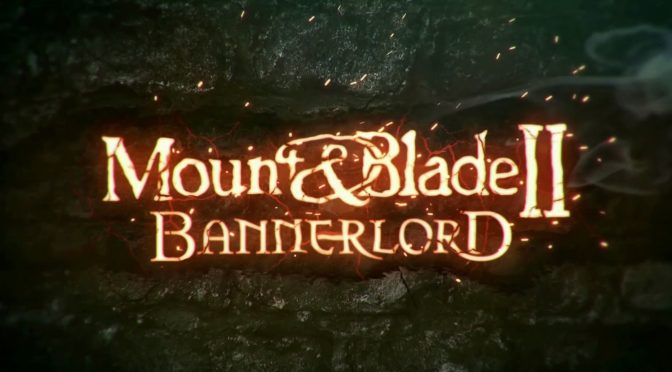 Here are 20 minutes of gameplay footage from Mount and Blade II: Bannerlord