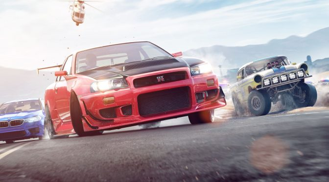 This mod for Need for Speed Payback removes all the restrictions from the visual upgrade parts