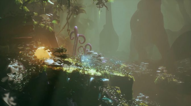 Unreal Engine 4-powered platformer, PLANET ALPHA, releases on September 4th