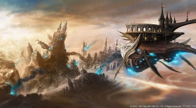 Final Fantasy XIV Online Patch 4.1 Content Reveal – Return to Ivalice