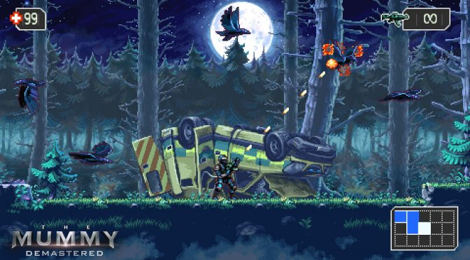 The Mummy Demastered is now available on Steam
