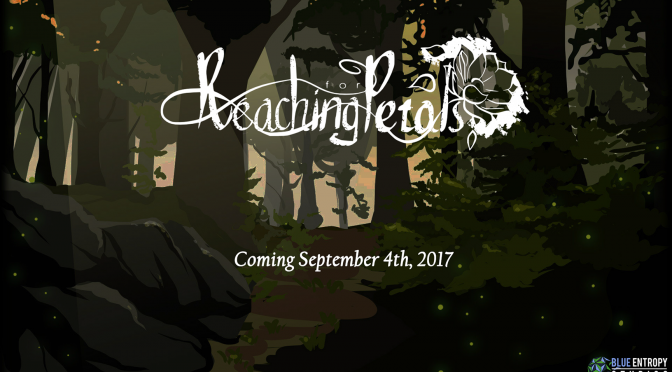 Reaching For Petals Officially Released On Steam