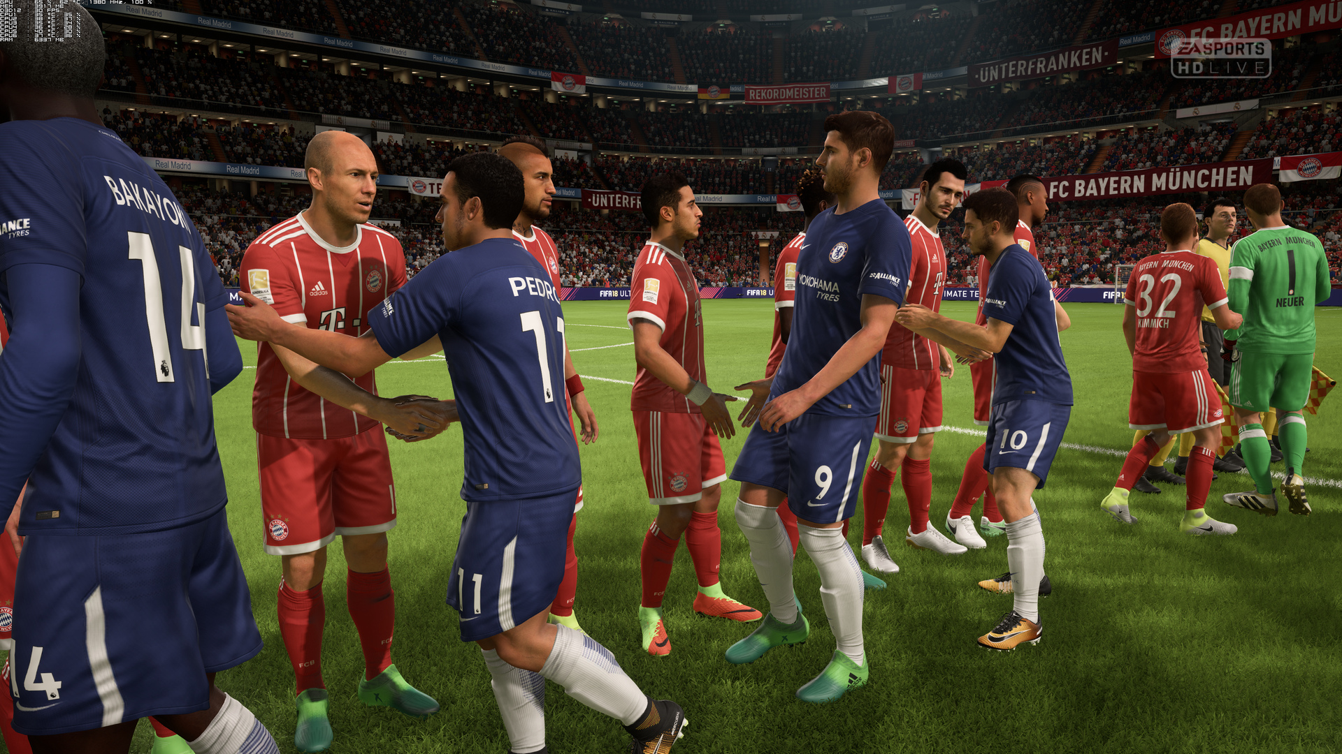 FIFA 18 - First Impressions + Full Match + 4K Screenshots - DSOGaming