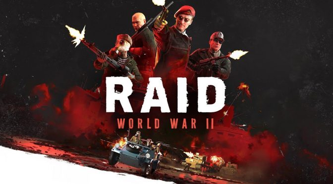 4-Player Co-op Shooter RAID: World War II Released