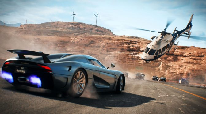 Need for Speed Payback will get an online free roaming mode in 2018