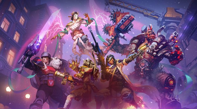 Overwatch Themed Update Heading for Heroes of the Storm