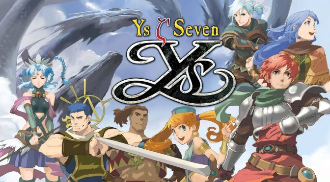 New Patch for Ys Seven Adds 4K and 1440p Support