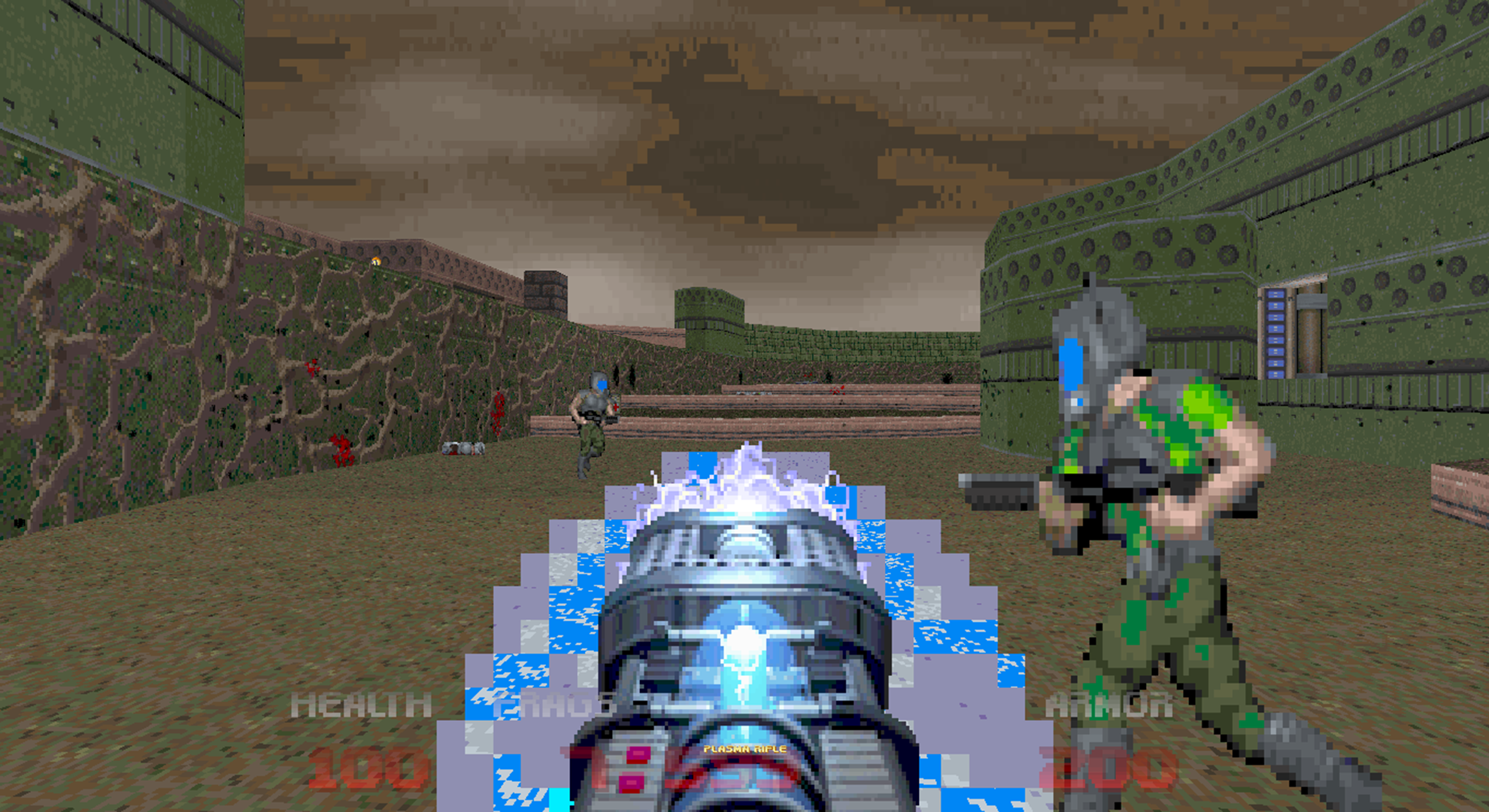 DOOM 64 Vanilla Mods Can be Played on DOOM 1 and 2 - DSOGaming