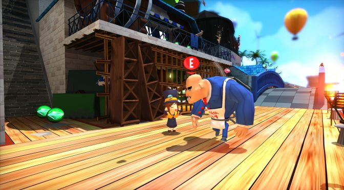 3D platformer inspired by Super Mario 64 & Banjo-Kazooie, A Hat in Time, is now available