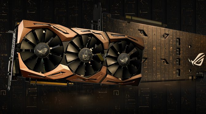 ASUS's Assassin's Creed Origins 1080Ti Edition Spotted
