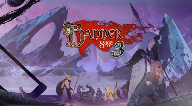 Banner Saga 3 releases on July 24th