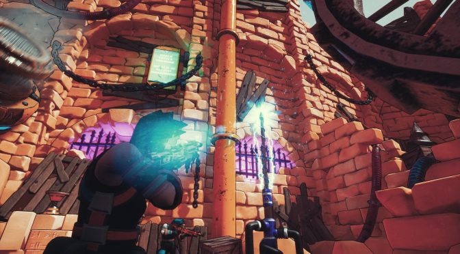 Crazy Justice will support cross-play between PC, Nintendo Switch and Xbox One