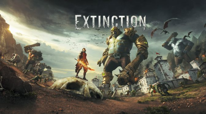 Extinction Official PC System Requirements + New Showcase Trailer