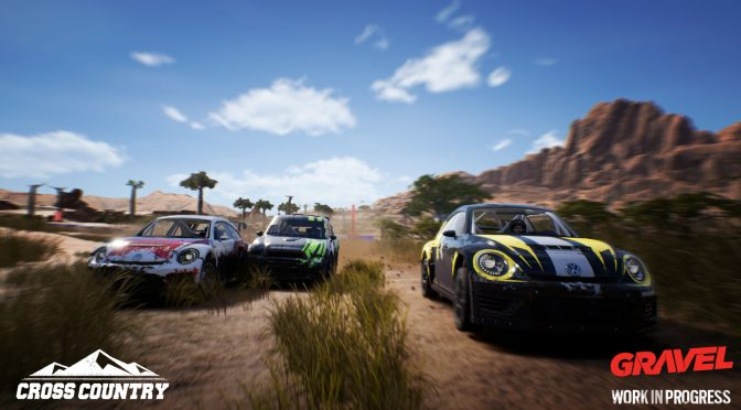 New screenshots released for Milestone's Unreal Engine 4-powered off-road racer, Gravel