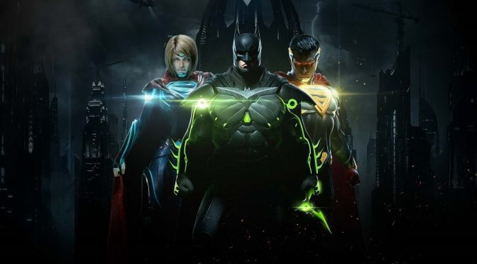 Despite rumors, there won't be an announcement for a new Injustice game at DC FanDome 2020